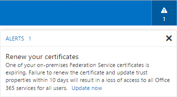 Office-365-Alert-Renew-your-certificates