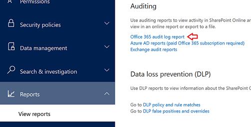 Audit logs for OneDrive – Albandrod's Memory